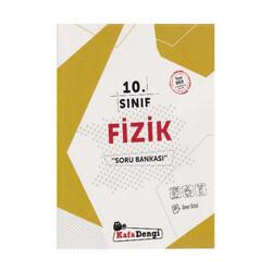 Kafa Dengi Yayınları - KafaDengi Yayınları 10. Sınıf Fizik Soru Bankası