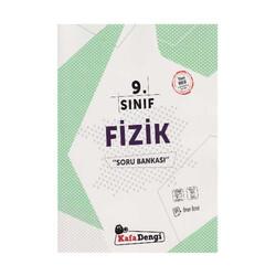 Kafa Dengi Yayınları - KafaDengi Yayınları 9. Sınıf Fizik Soru Bankası