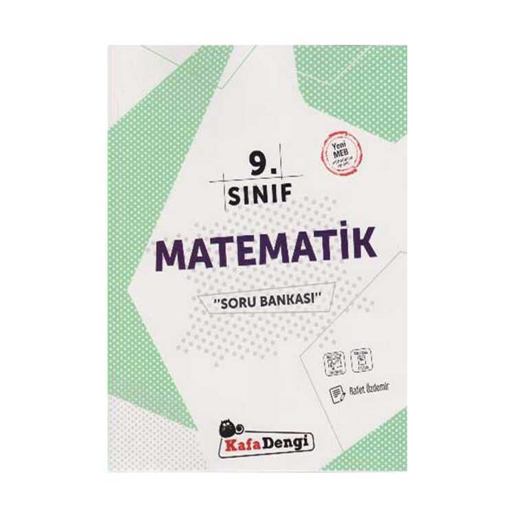 KafaDengi Yayınları 9. Sınıf Matematik Soru Bankası