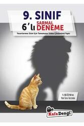 Kafa Dengi Yayınları - KafaDengi Yayınları 9. Sınıf Sarmal Video Çözümlü 6 Deneme