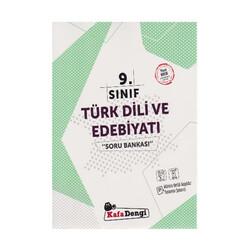 Kafa Dengi Yayınları - KafaDengi Yayınları 9. Sınıf Türk Dili ve Edebiyatı Soru Bankası
