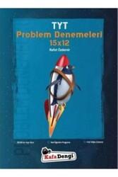 Kafa Dengi Yayınları - Kafadengi Yayınları TYT Problemler Denemeleri 15×12