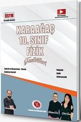 Karaağaç Yayınları - Karaağaç Yayınları 10. Sınıf Fizik Fasikülleri