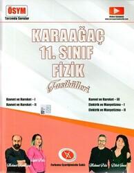Karaağaç Yayınları - Karaağaç Yayınları 11. Sınıf Fizik Fasikülleri