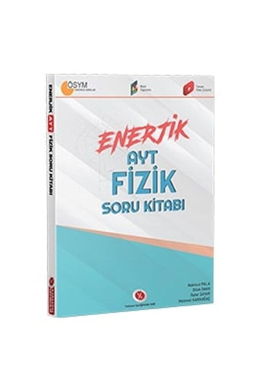 Karaağaç Yayınları Enerjik AYT Fizik Soru Kitabı