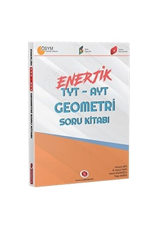 Karaağaç Yayınları Enerjik TYT - AYT Geometri Soru Kitabı