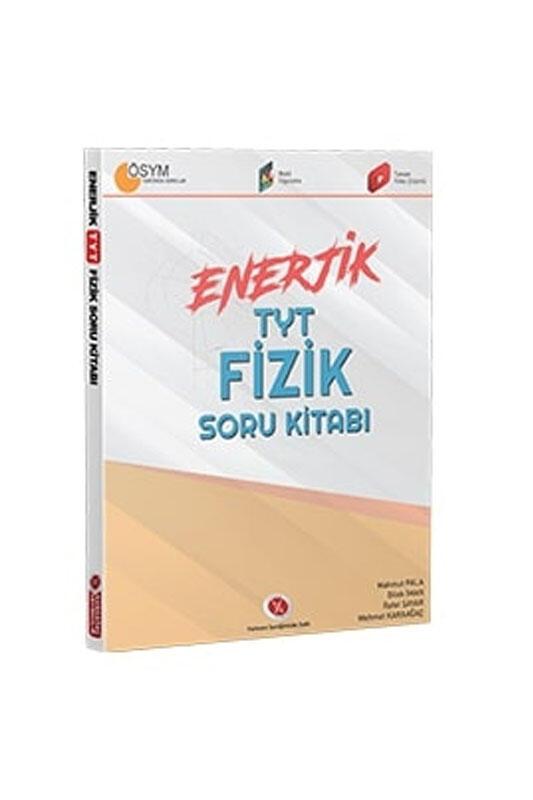 Karaağaç Yayınları Enerjik TYT Fizik Soru Kitabı