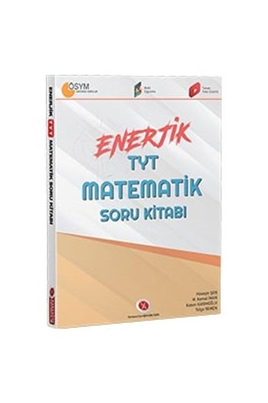 Karaağaç Yayınları Enerjik TYT Matematik Soru Kitabı