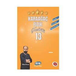 Karaağaç Yayınları - Karaağaç Yayınları Fizik Fasikülleri 13