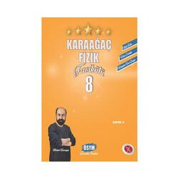 Karaağaç Yayınları - Karaağaç Yayınları Fizik Fasikülleri 8