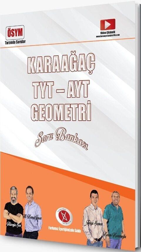 Karaağaç Yayınları TYT AYT Geometri Soru Bankası