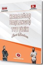 Karaağaç Yayınları - Karaağaç Yayınları TYT Fizik Başlangıç Soru Bankası