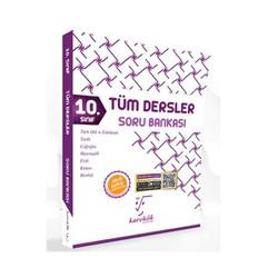 Karekök Yayınları - Karekök Yayınları 10. Sınıf Tüm Dersler Soru Bankası