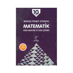 Karekök Yayınları - Karekök Yayınları 10.Sınıf Matematik MPS Konu Anlatımı ve Soru Çözümü