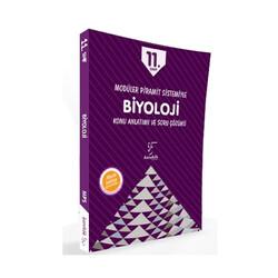 Karekök Yayınları - Karekök Yayınları 11. Sınıf Biyoloji Konu Anlatımı ve Soru Çözümü