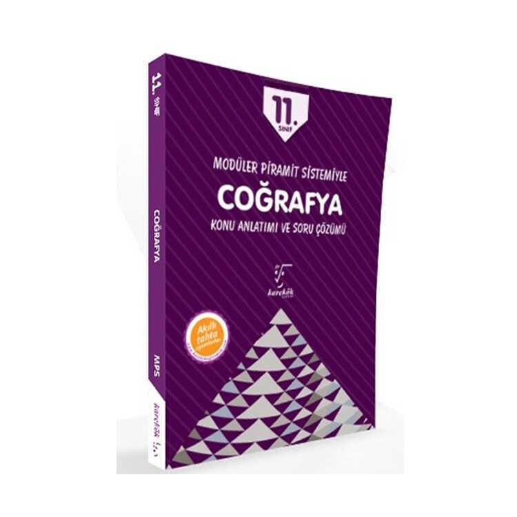 Karekök Yayınları 11. Sınıf Coğrafya Konu Anlatımı ve Soru Çözümü