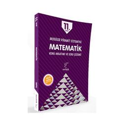 Karekök Yayınları - Karekök Yayınları 11. Sınıf Matematik Konu Anlatımı ve Soru Çözümü