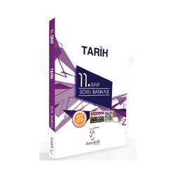 Karekök Yayınları - Karekök Yayınları 11. Sınıf Tarih Soru Bankası