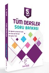 Karekök Yayınları - Karekök Yayınları 5. Sınıf Tüm Dersler Soru Bankası