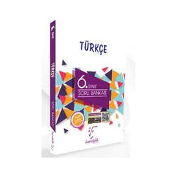 Karekök Yayınları - Karekök Yayınları 6. Sınıf Türkçe Soru Bankası