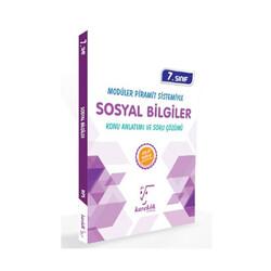 Karekök Yayınları - Karekök Yayınları 7. Sınıf Sosyal Bilgiler Konu Anlatımı ve Soru Çözümü