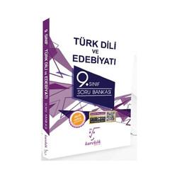 Karekök Yayınları - Karekök Yayınları 9. Sınıf Türk Dili ve Edebiyatı Soru Bankası