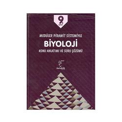 Karekök Yayınları - Karekök Yayınları 9.Sınıf Biyoloji Konu Anlatımı ve Soru Çözümü