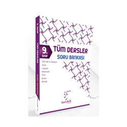 Karekök Yayınları - Karekök Yayınları 9.Sınıf Tüm Dersler Soru Bankası