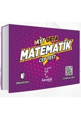 Karekök Yayınları - Karekök Yayınları AYT Matematik Orta Cep Test