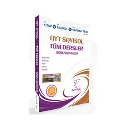 Karekök Yayınları - Karekök Yayınları AYT Sayısal Tüm Dersler Soru Bankası