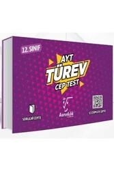 Karekök Yayınları - Karekök Yayınları AYT Türev Cep Test