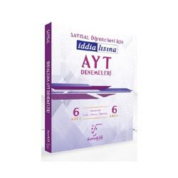 Karekök Yayınları - Karekök Yayınları Sayısal Öğrencileri İçin AYT 6 lı Denemeleri