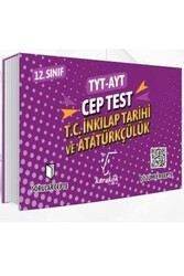 Karekök Yayınları - Karekök Yayınları TYT AYT T.C. İnkılap Tarihi ve Atatürkçülük Cep Test
