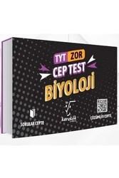Karekök Yayınları - Karekök Yayınları TYT Biyoloji Zor Cep Test
