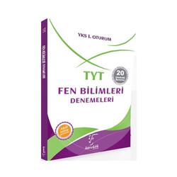 Karekök Yayınları - Karekök Yayınları TYT Fen Bilimleri 20li Denemeleri
