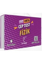 Karekök Yayınları - Karekök Yayınları TYT Fizik Orta Cep Test
