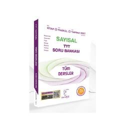 Karekök Yayınları - Karekök Yayınları TYT Tüm Dersler Sayısal Soru Bankası