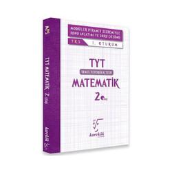 Karekök Yayınları - Karekök Yayınları YKS TYT 1.Oturum Matematik 2.Kitap Konu Anlatımlı