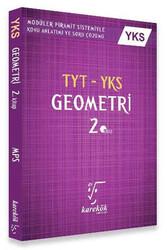 Karekök Yayınları - Karekök Yayınları YKS TYT Geometri Konu Anlatımı 2. Kitap