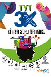 Katyon Yayınları - Katyon Yayınları TYT 3K Kimya Soru Bankası