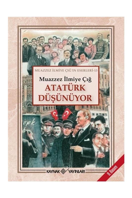 Kaynak Yayınları Atatürk Düşünüyor