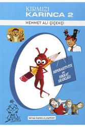 Kırmızı Karınca Yayınları - Kırmızı Karınca 2 - Hiperaktivite ve Dikkat Eksikliği
