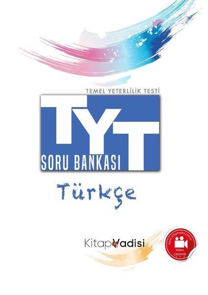 Kitap Vadisi Yayınları TYT Türkçe Soru Bankası