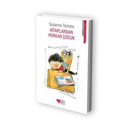 Can Çocuk Yayınları - Kitaplardan Korkan Çocuk Can Çocuk Yayınları
