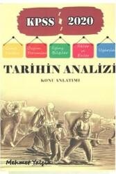 Yazarın Kendi Yayını - KPSS 2020 Tarihin Analizi Konu Anlatımı Mehmet Yalçın