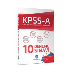 Sorubankası.net - KPSS A Grubu Çözümlü 10 Deneme Sınavı