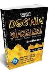 KR Akademi - KR Akademi 2020 DGS nin Şifreleri Tamamı Çözümlü Soru Bankası