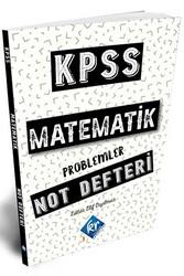 KR Akademi - KR Akademi 2021 KPSS Matematik Problemler Not Defteri