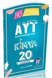 KR Akademi - KR Akademi AYT Kimya 20 Deneme