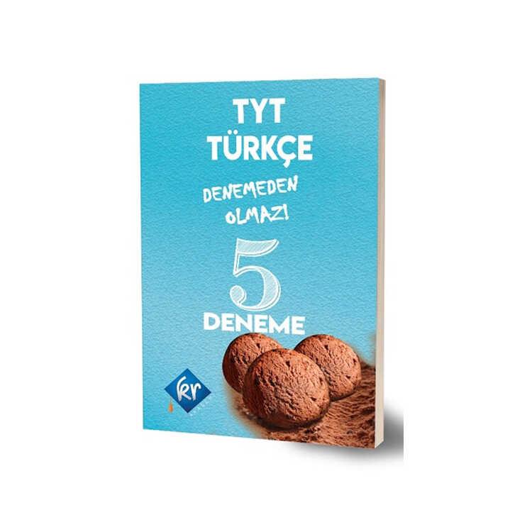 KR Akademi TYT Türkçe Denemeden Olmaz 5 Deneme